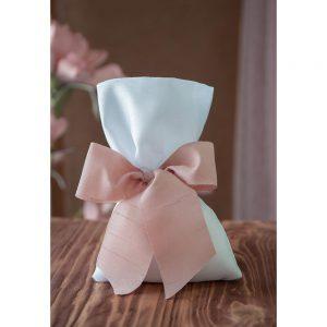 Mπομπονιέρα γάμου πουγκί