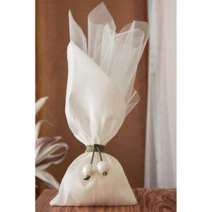Mπομπονιέρα γάμου πουγκί (CLONE)